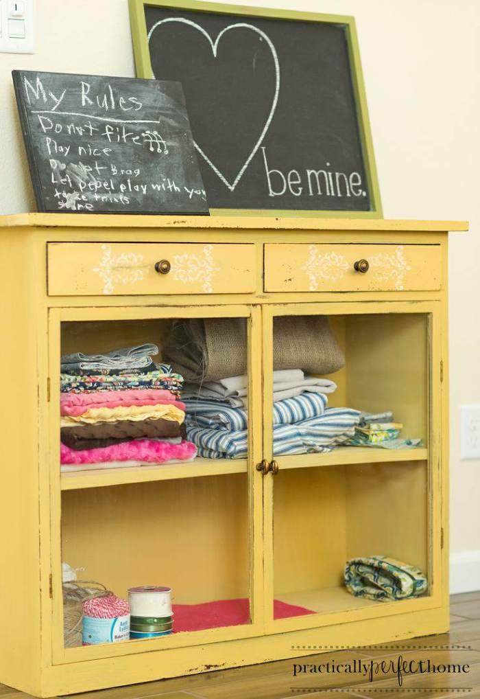 11-pintar-muebles-de-color-amarillo