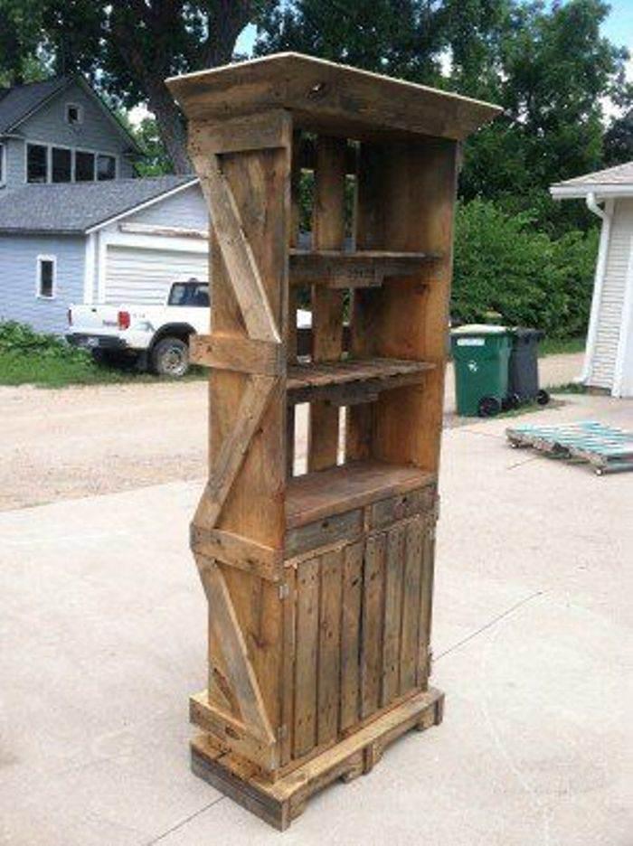 construir muebles con palets