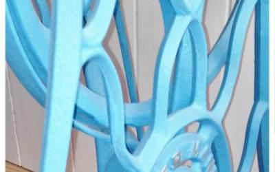 Mary Paint: Aplicación sobre Metal