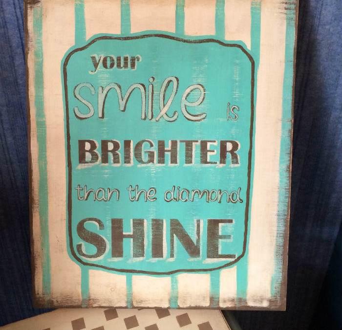 Como hacer cuadros Vintage con pintura y plantillas pon tu frase y decoración en madera