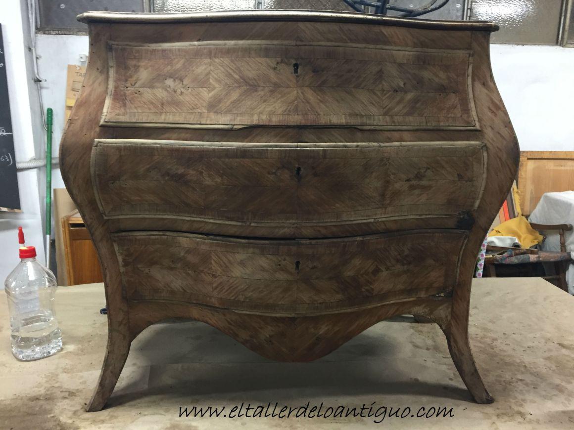 Diagn stico del mueble el taller de lo antiguo - El chollo del mueble ...