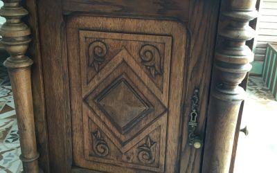 Eliminación de acabados antiguos como identificar un acabado y material para retirarlo de la madera