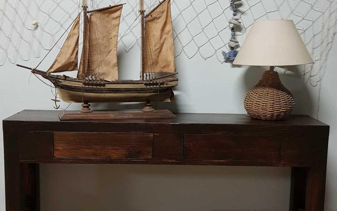Un Recibidor Colonial a medida de estilo Colonial Banak a tu gusto