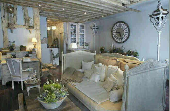 estilo shabby chic cap 1 el taller de lo antiguo. Black Bedroom Furniture Sets. Home Design Ideas