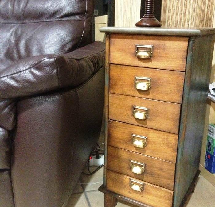Cajones Antiguos para un mueble