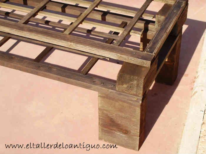 mueble para organizar el taller