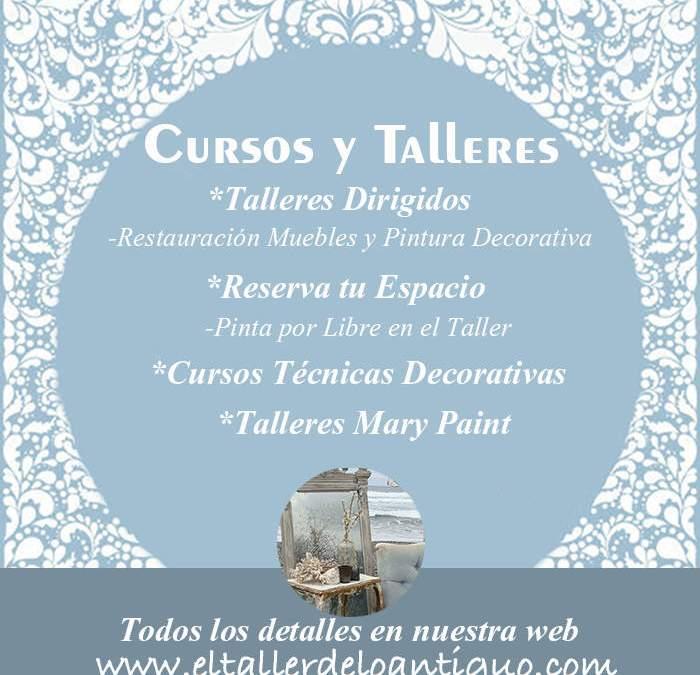 Cursos de Restauración Alicante 2016