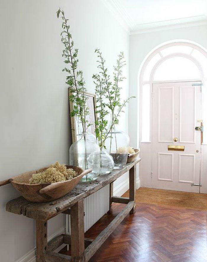 Decora con material de derribo cap 2 el taller de lo for Decoracion con puertas antiguas