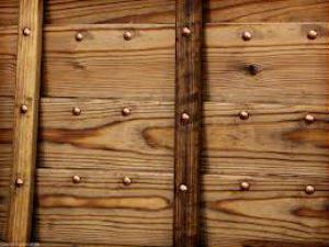 Ensambles madera: espigas, clavos