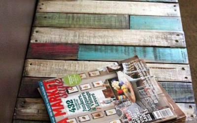 Reciclar Palets de Madera