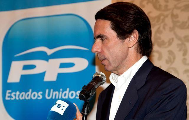 Jose Maria Aznar, ex-presidente del gobierno