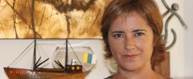 Milagros Bethencour, diputada del P.P por La Gomera,