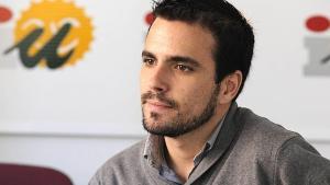 Alberto Garzon, IU