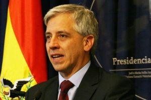 El vicepresidente de Bolivia, Alvaro García Linera