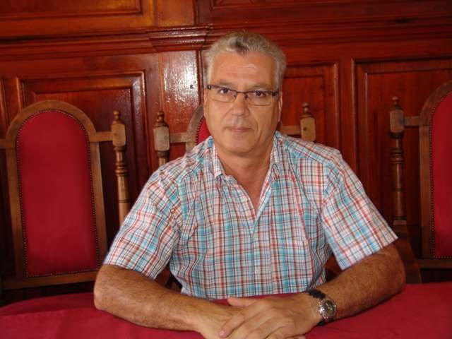 Juan Alonso Herrera, Concejal de Deportes, Ayuntamiento de San Sebastián