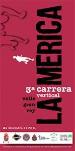Tercera carrera vertical La Merica