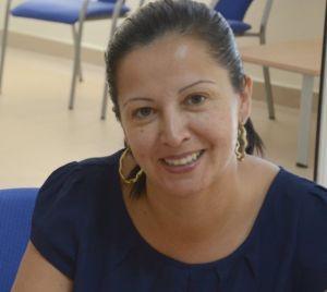 Teresa Gutierrez, Concejal de Fiestas Ayuntamiento de San Sebastián de la Gomera