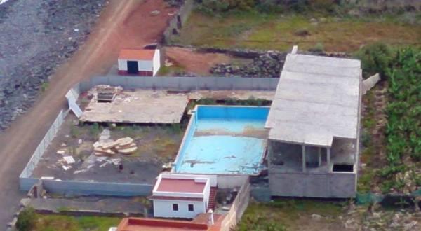 Centro Talasoterapia o piscina de Hermigua
