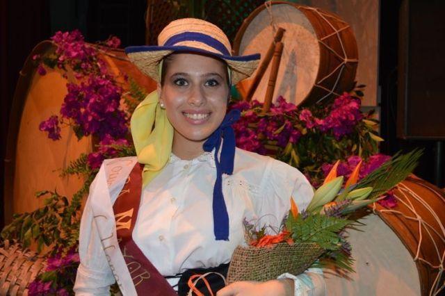 Gara Navarro Sánchez Romera Maryo de las Fiestas de San Sebastián 2014