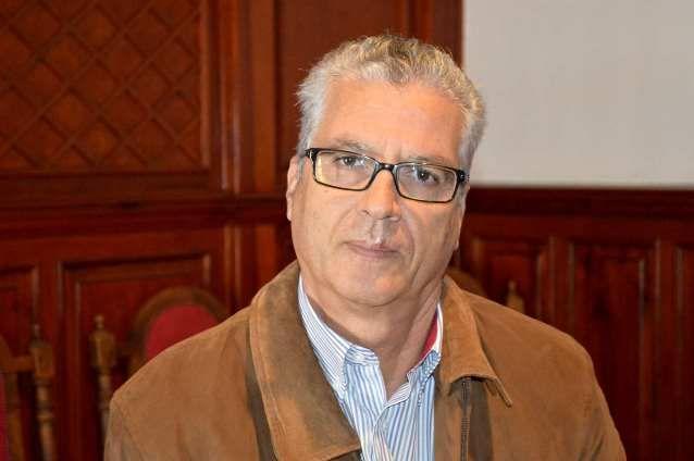 Juan Alonso Herrera, Concejal de Deportes y Juventud del Ayuntamiento de San Sebastián de la Gomera