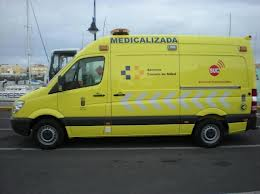Ambulancia SUC