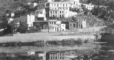 El grave desastre de La Gomera en 1941