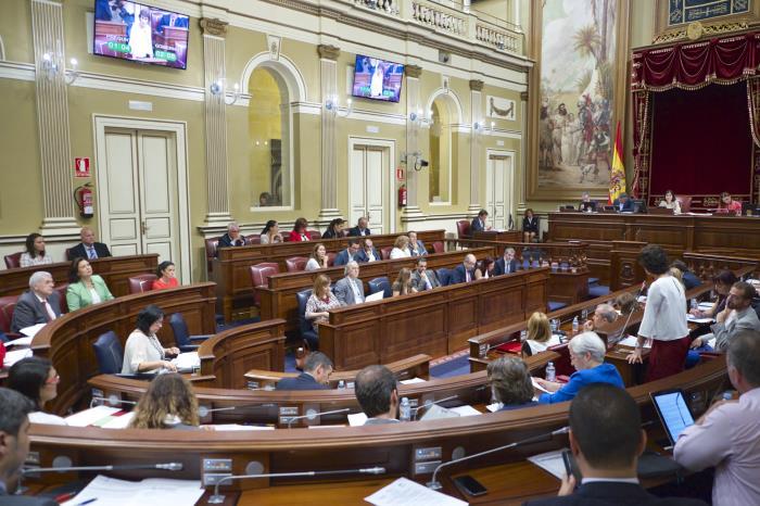 Los grupos parlamentarios despiden la legislatura con la sensación de haber hecho un buen trabajo