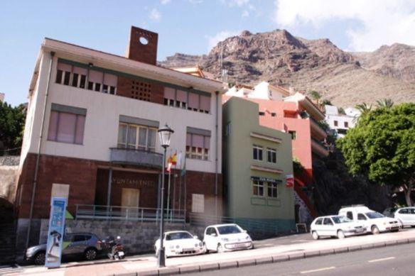 Resultado de imagen de Valle Gran Rey se declara Ciudad Solidaria con el Alzheimer