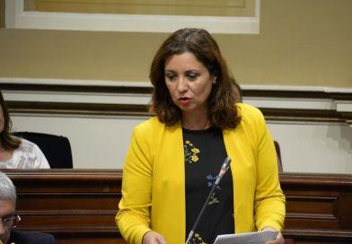 """Ventura del Carmen Rodríguez pide a Gobierno y Cabildo un """"empujón"""" a las obras del mirador de El Cristo"""