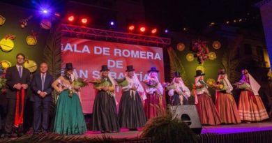 San Sebastián de La Gomera celebra hoy jueves su gala de la Romera