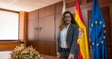 Yasmina García, nueva Secretaria Insular de JNC La Gomera