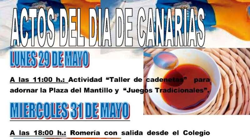 Agulo celebrará los principales actos del Día de Canarias este miércoles