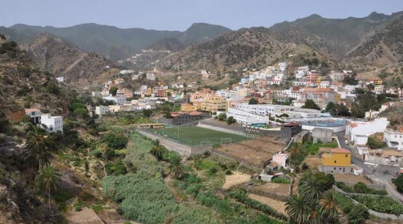 Comienzan los trabajos de mejora del Mirador del Almendrillo en Vallehermoso con una inversión de 192.833,38 euros