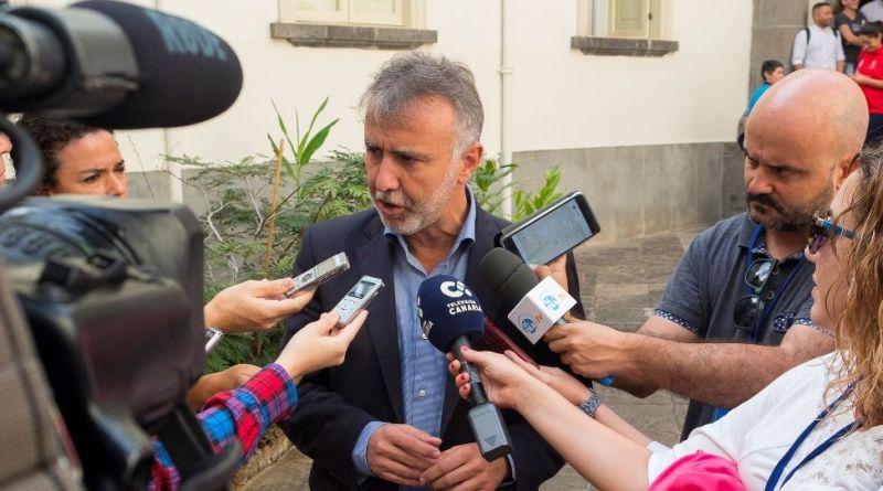 El PSOE lamenta la autoexclusión de CC de un gran acuerdo que responde a un clamor ciudadano