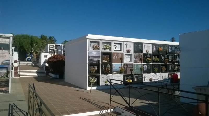 El Ayuntamiento adjudica los trabajos de ampliación del cementerio municipal de San Sebastián