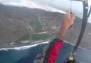Conocer La Gomera desde el cielo, practicar parapente