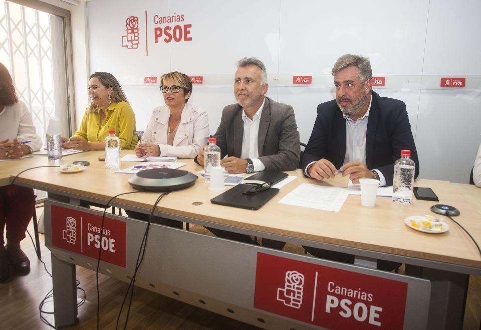 Ferraz da el visto bueno a las listas elaboradas por el Partido Socialista de Canarias