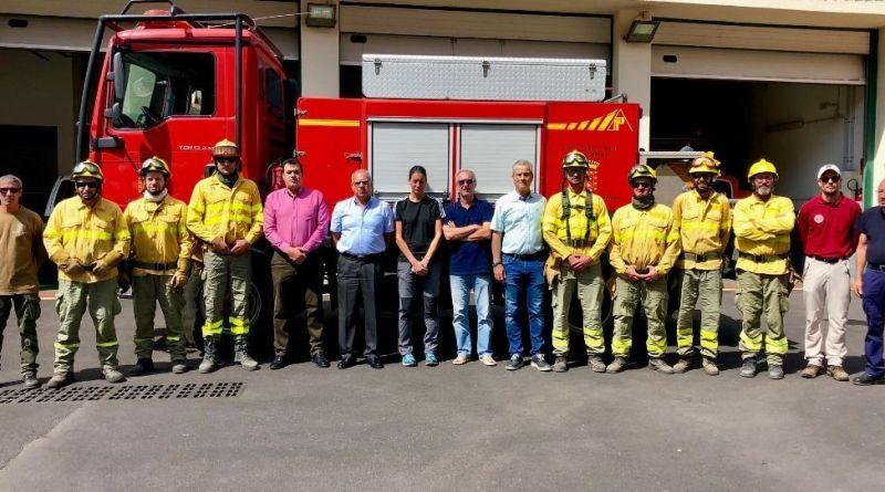 La Gomera activa la campaña de prevención de incendios con 204 operarios
