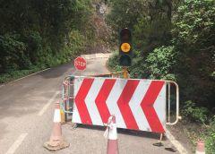 La carretera de El Rejo permanecerá cortada este martes, entre las 8 y las 11 de la mañana