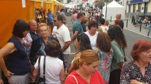 La artesanía gomera se une a la celebración del Día de Canarias