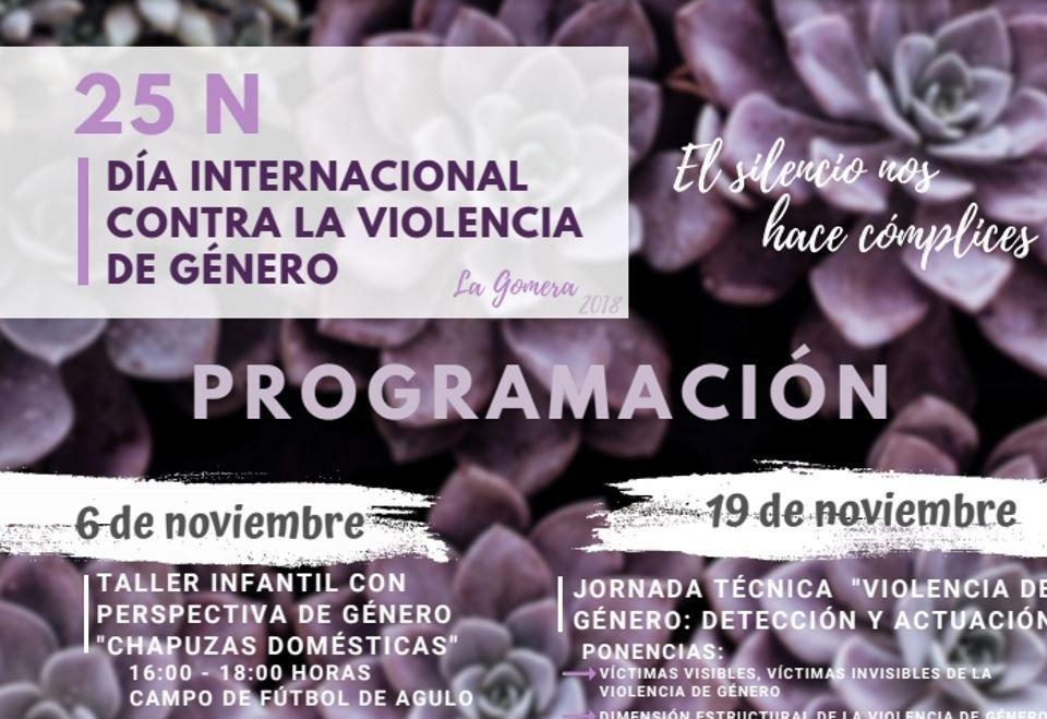Resultado de imagen de El Cabildo acerca la igualdad de género a los centros escolares de La Gomera