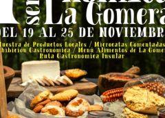 Los sabores gomeros recorren la Isla en la I Semana Gastronómica