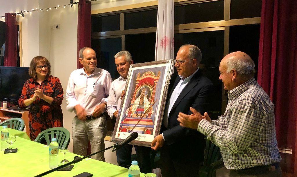 Curbelo felicita a los mayores de Valle Gran Rey por la unificación de sus asociaciones Inicio Presidencia