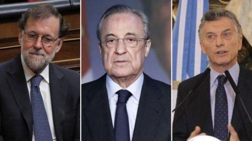 El cruce de intereses entre el PP, Macri, Florentino Pérez, los peajes y el fútbol
