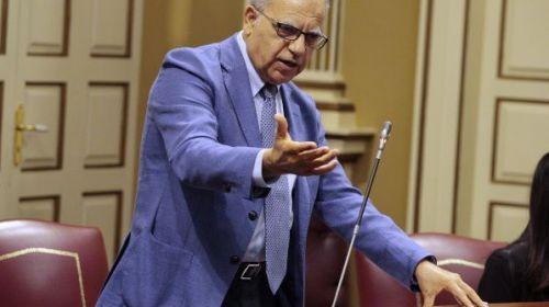 Curbelo traslada al Pleno la necesidad de activar medidas que mitiguen los sobrecostes de la doble insularidad