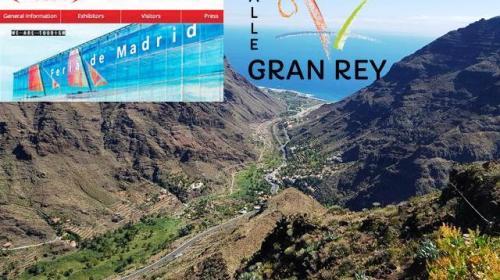 Valle Gran Rey acude a FITUR con su nueva marca turística