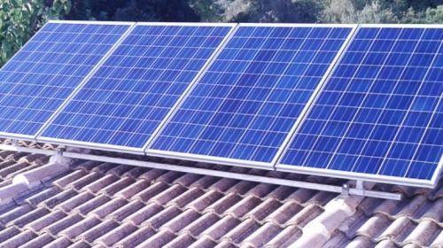 El Cabildo de La Gomera saca a información pública las bases para la implantación de energías fotovoltaicas en hogares