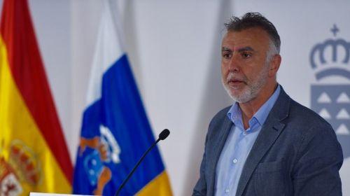 Ángel Víctor Torres anunció los nombres de los consejeros y consejeras del Gobierno de Canarias