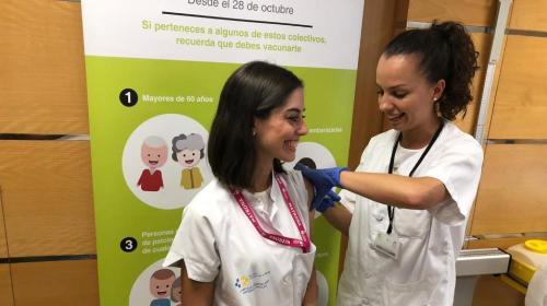 Canarias administra 136.150 dosis de las tres vacunas disponibles
