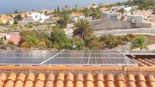 La Residencia de Mayores de Alajeró será la primera de La Gomera en ser autosuficiente energéticamente